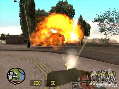 Art wie die Counter-Strike für GTA San Andreas für GTA San Andreas her Screenshot