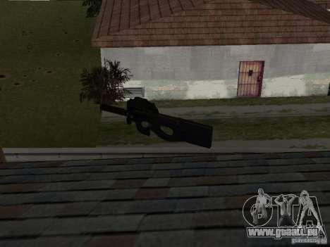 Weapon Pack für GTA San Andreas sechsten Screenshot