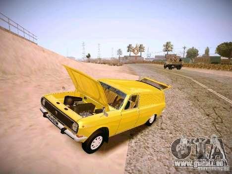 Volga GAZ-24 02 Van pour GTA San Andreas