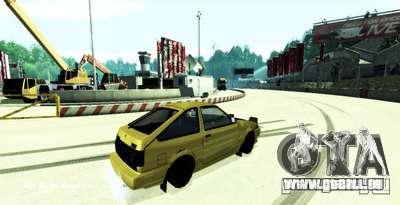 Miytomi für GTA San Andreas dritten Screenshot