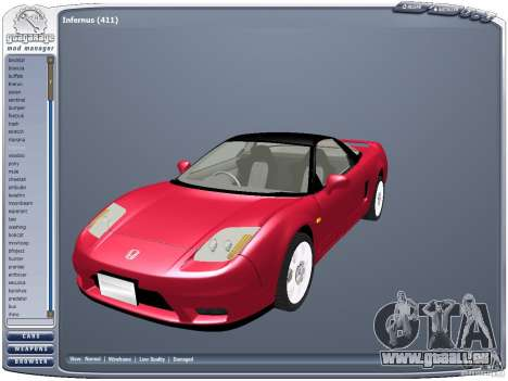 GGMM v2.3 für GTA San Andreas dritten Screenshot