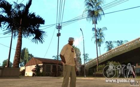 Life pour GTA San Andreas deuxième écran