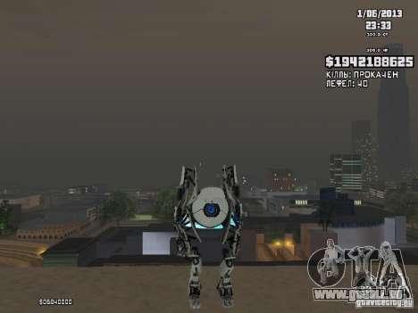 Atlas pour GTA San Andreas