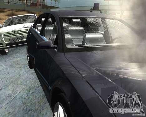 Audi A8L W12 für GTA San Andreas Seitenansicht