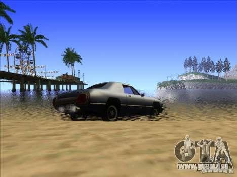 ENBseies v 0,075 pour les ordinateurs de faible pour GTA San Andreas quatrième écran