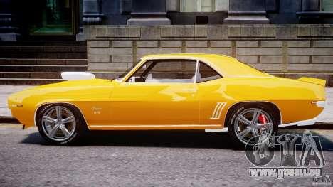 Chevrolet Camaro für GTA 4 hinten links Ansicht