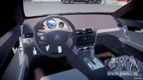 Mercedes-Benz C 280 T-Modell/Estate für GTA 4 rechte Ansicht