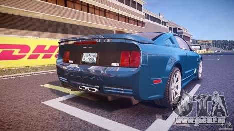 Saleen S281 Extreme - v1.1 für GTA 4 obere Ansicht