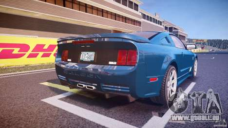 Saleen S281 Extreme - v1.1 pour GTA 4 vue de dessus