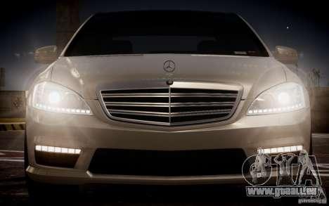 Mercedes-Benz S65 AMG 2012 v2.0 für GTA 4