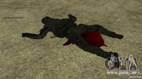 Roach from CoD MW2 für GTA San Andreas fünften Screenshot