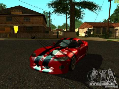 ENBSeries v1.6 für GTA San Andreas her Screenshot