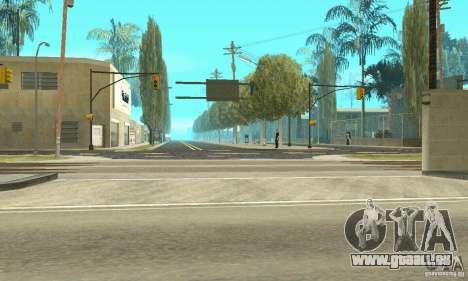 Grove Street pour GTA San Andreas quatrième écran