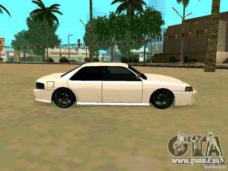 New Sultan v1.0 pour GTA San Andreas vue de côté