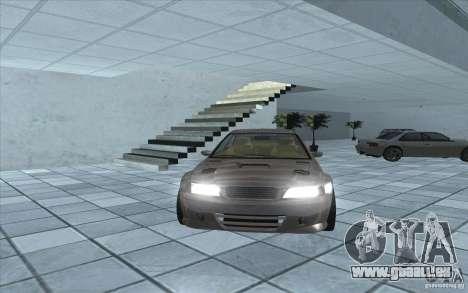 Sentinel von GTA 4 für GTA San Andreas rechten Ansicht