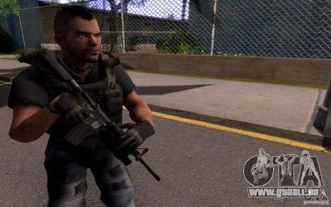 4 eine Mctavish (Brasilien) für GTA San Andreas
