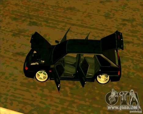 ВАЗ 2114 für GTA San Andreas Seitenansicht