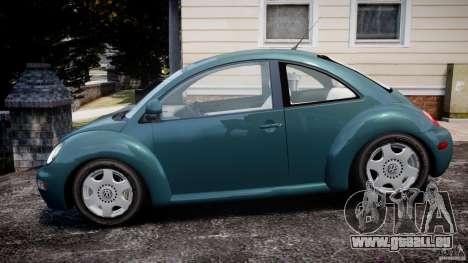 Volkswagen New Beetle 2003 für GTA 4 linke Ansicht