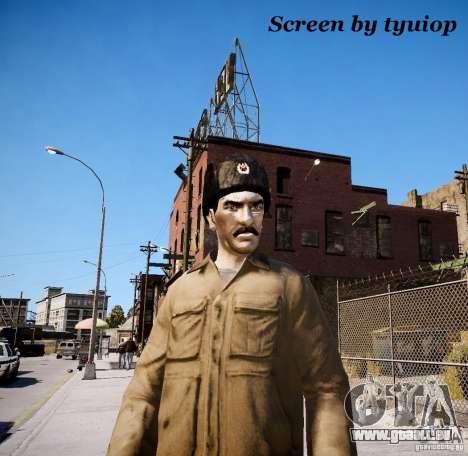Niko - Stalin pour GTA 4