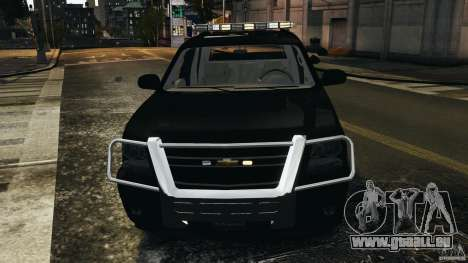 Chevrolet Avalanche 2007 [ELS] für GTA 4 Innen