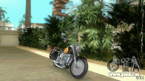 Harley Davidson FLSTF (Fat Boy) pour GTA Vice City
