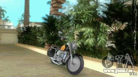 Harley Davidson FLSTF (Fat Boy) für GTA Vice City