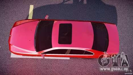 BMW 530I E39 stock chrome wheels für GTA 4 rechte Ansicht
