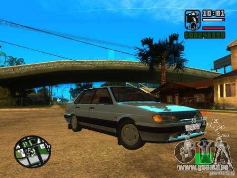 VAZ-2115 für GTA San Andreas