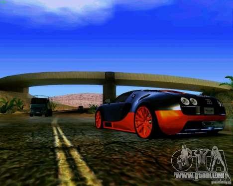 ENBSeries by S.T.A.L.K.E.R pour GTA San Andreas cinquième écran