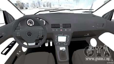 Volkswagen Golf Sportline 2011 für GTA 4 Rückansicht