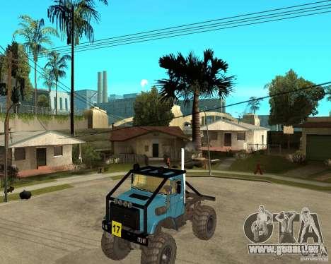 ZIL 4421-RALLYE für GTA San Andreas