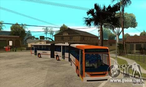 Caio Induscar Millenium II für GTA San Andreas Rückansicht