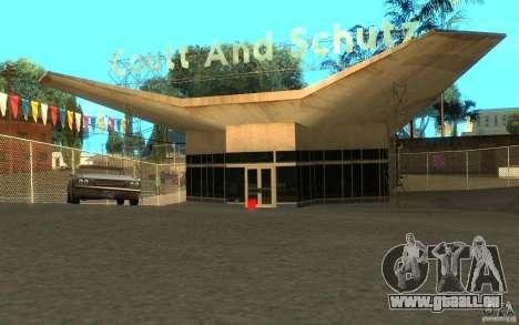 Car Buy pour GTA San Andreas
