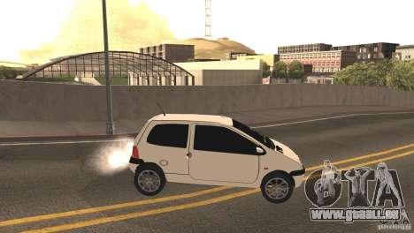 Renault Twingo für GTA San Andreas rechten Ansicht