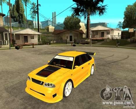 Moskvich 2141 STR (hart-Stimmung) für GTA San Andreas