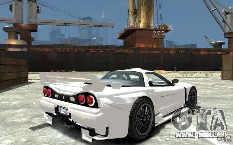 Honda NSX Type R VeilSide pour GTA 4 est un droit