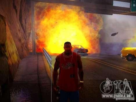 Neue Effekte für GTA San Andreas