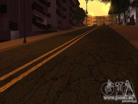 Neue Wege in der Grove Street für GTA San Andreas fünften Screenshot