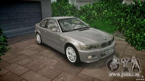 BMW M3 e46 v1.1 für GTA 4