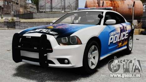 Dodge Charger 2013 Police Code 3 RX2700 v1.1 ELS pour GTA 4