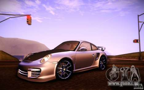Porsche 911 GT2 RS 2012 pour GTA San Andreas