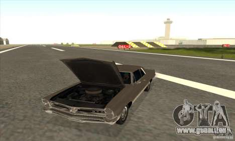 Pontiac GT-100 für GTA San Andreas rechten Ansicht