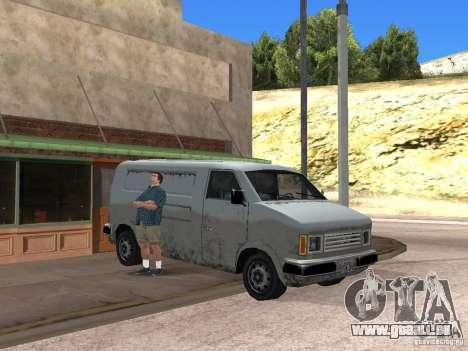 Renouvellement de la v1.0 du village d'Al-Kebrad pour GTA San Andreas cinquième écran