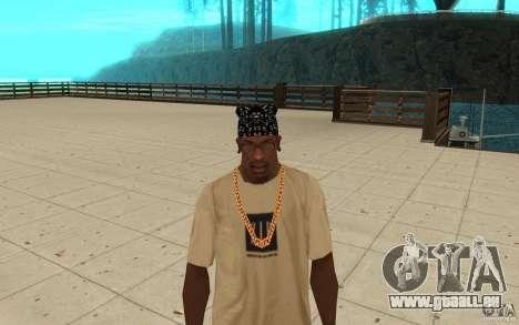 Compétences de bandana pour GTA San Andreas