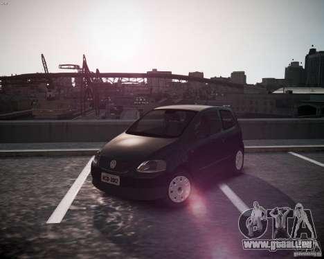Volkswagen Fox 2011 pour GTA 4