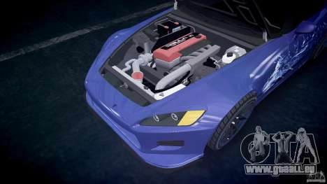 Honda S2000 Tuning 2002 2 calme la peau pour GTA 4