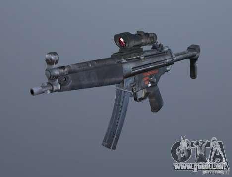 Grims weapon pack2 pour GTA San Andreas septième écran