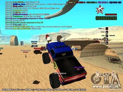 SA:MP 0.3d pour GTA San Andreas
