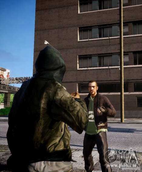 Bad Niko für GTA 4 sechsten Screenshot