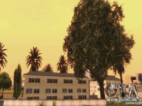 New trees HD für GTA San Andreas sechsten Screenshot
